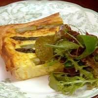 Crispy and Delicious Asparagus and Potato Tart Recipe