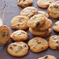 Crispy Chocolate Chip Cookies Recipe