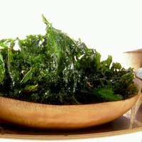 "Crispy Kale ""Chips"" recipe"