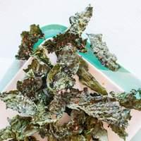 Crispy Kale Chips with Lemon Recipe