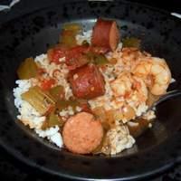Crock-Pot Jambalaya-Pastalaya Recipe
