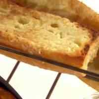 Crusty Parmesan Bread Recipe
