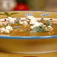 Cumin Pumpkin Soup Recipe