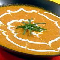 Curried Carrot Soup Recipe