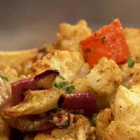 Curried Cauliflower and Carrots Recipe