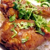 Curried Honey Mustard Chicken Recipe