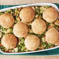Curry Chicken Pot Pie Recipe