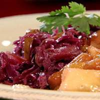 Dad's Red Cabbage Recipe