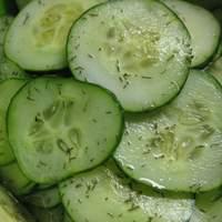 Danish Pickled Cucumbers (Syltede Agurker) Recipe