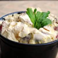 Dilly Red Potato Salad Recipe