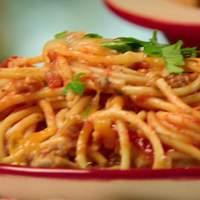 Dora's Baked Spaghetti Recipe