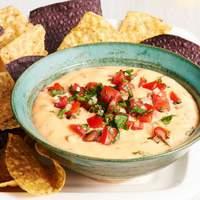 Double-Chile Queso Dip Recipe