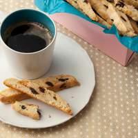 Dried Cherry and Almond Biscotti Recipe