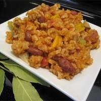 Easy Cajun Jambalaya Recipe