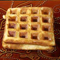 Easy Peasy Breakfast Waffles Recipe