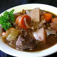 Easy Peasy Venison Stew Recipe