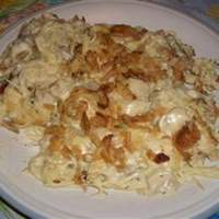 Easy Turkey Tetrazzini Recipe