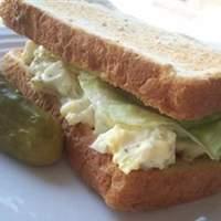 Egg Salad Sandwiches Recipe