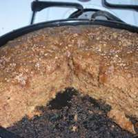 Eggless Milkless Butterless Cake Recipe