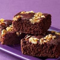 Ellie Krieger's Double-Chocolate Brownies Recipe