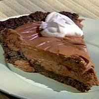 Emeril's Chocolate Cream Pie Recipe