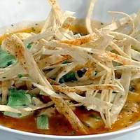 Emeril's Favorite Tortilla Soup Recipe