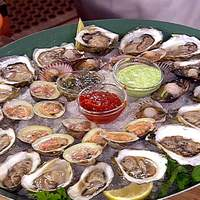 Emeril's Kicked Up Raw Bar with 3 Dipping Sauces Recipe
