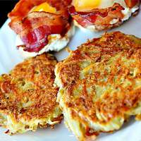 Emily's Famous Hash Browns Recipe