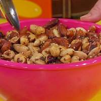 Everything Roasted Nuts Recipe