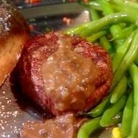 Filet Mignon with Cabernet Peppercorn Demi-glace Recipe
