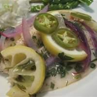Fish in Foil Recipe