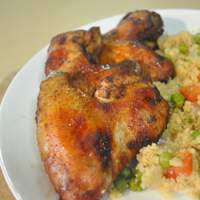 Five-Spices Chicken Wings Recipe