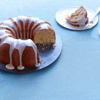 Flourless Carrot Bundt Cake Recipe