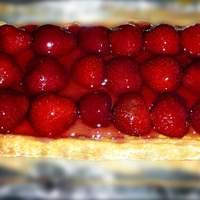 Frangipane Tart With Strawberries and Raspberries Recipe