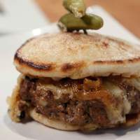 French Onion Soup Burger Recipe