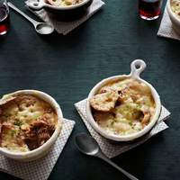 French Onion Soup With Braised Short Ribs Recipe