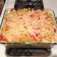 Fresh Asparagus and Chicken Casserole Recipe