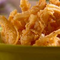 Fried Onion Strips Recipe