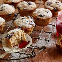 From the Pantry: Vegan Pear, Cranberry and Pecan Muffins Recipe