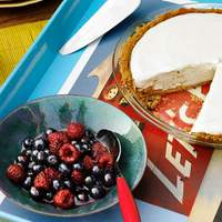Frozen Lemonade Pie Recipe