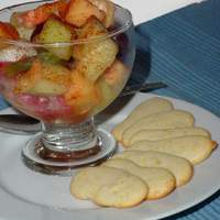 Fruit With Lime and Chiles Recipe