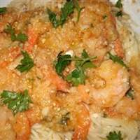 Garlic Shrimp Scampi Recipe