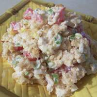 Georgia Cracker Salad Recipe