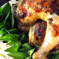 Ginger Minted Chicken Recipe