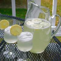 Gingered Lemonade Recipe