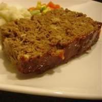 Glazed Meatloaf I Recipe