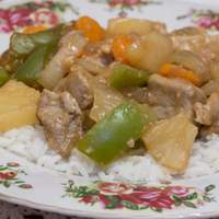 Good and Garlicky Sweet and Sour Pork Recipe
