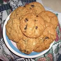 Grandmother's Oatmeal Cookies Recipe