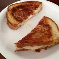 Grilled Chicken Cordon Bleu Sandwiches Recipe