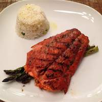 Heather's Grilled Salmon Recipe